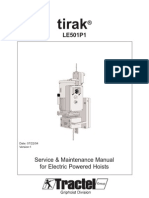 LE501 Service Manual