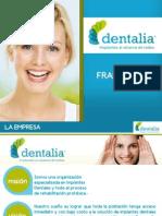 DENTALIA - Presentación de la Franquicia