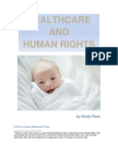 Healthcare and Human Rights