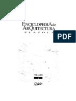 Enciclopedia de Arquitectura Plazola - Volumen 6 (h) Hospital, Hotel