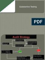 4-Substantive Testing and FSA