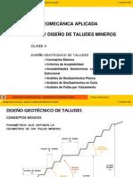 Clase 4_ Diseño de Taludes