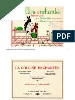 Langue Française Lecture CP La Colline Enchantée Gauthier Lafond Soulier