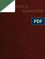 A Trustees Handbook 1898