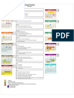 2012-13 school schedule