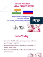 Gems & Jewellery Promotion Council India Forum Delhi 20122010