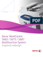 Xerox 5665-75-87 Brochure