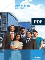 BASF in India Report 2010