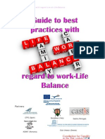 Guide Best Practice With Regard to Work-life Balance