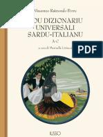 Vocabolario Sardo-Italiano A - C