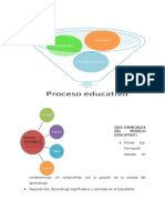 Ejes Esenciales Del Modelo Educativo