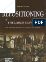 REKSON SILABAN - Repositioning of the Labor Movement