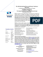 IPEC2012 Call for Papers