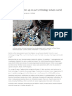 essay e waste in electronic waste economy and the e waste