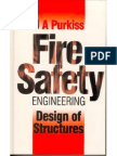 Fire Safety Engineering - Design of Structures