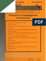 Peran Kewirausahaan Dalam Mengatasi Pengangguran Di Indonesia