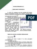 2_Modelarea Corpurilor in CATIA
