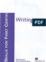 Skills for FCE Writing SB