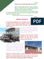 FIESTAS, AUSTERIDAD, SAGA Y RECTIFICACIÓN EN EL 2012
