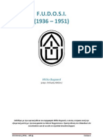 FUDOSI 1936-1951