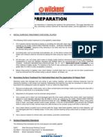 Surface Preperation SSPC