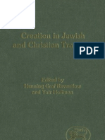 63723367 Creation in Jewish Christian Tradition 2002