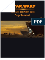 Star Wars - D20 - Unofficial - Arms & Equipment Guide Supplement Vol.1 Issue 1