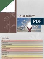 Solar Panel Design