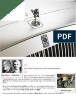 Rolls Royce Journey