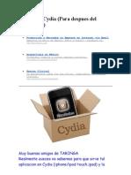 Todo Para Cydia