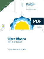 Libro Blanco de La Defensa 2010