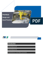 PROFIBUS Design Good Practices 2011