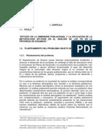 Demografia en Prvincia Del Sugamuxi