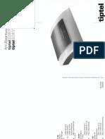 Tiptel 208 F oder 208 V - Bedienungsanleitung