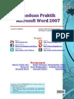 Panduan Praktik Microsoft Word 2007