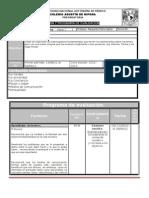 Plan y Programa de Evaluacion 5os