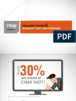iYogi Insignts - Consumer Research on Identity Theft & Cybercrime