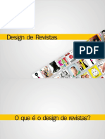 Design de revistas