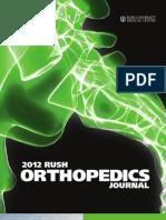 Rush Orthopedics Journal 2012