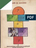 Enciclopedia Practica a Copiilor Jocuri Si Jucarii 1 2