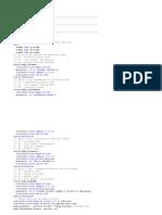 Ejemplo Pantalla de Seleccion de Screen
