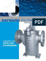 Hayward Cast Strainers
