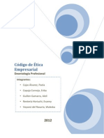 Codigo de Etica Empresarial[1][1]
