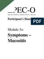 EPEC-O M03o Mucositis PH