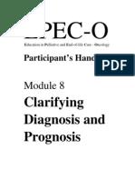 EPEC-O M08 Diagnosis, Prognosis PH