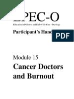 Epec-o m15 Burnout Ph