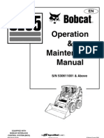 Bobcat 753 Service Manual | Tire | Motor Oil