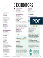 2012 IncentiveWorks Showguide Listings