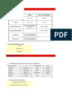Analisis en Productos Seleccionados