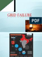 GRID Failure India 2012